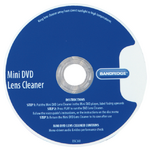 1 Mini DVD Lens Cleaner