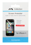 1 Anti-reflectie Screen Protector voor iPhone 4